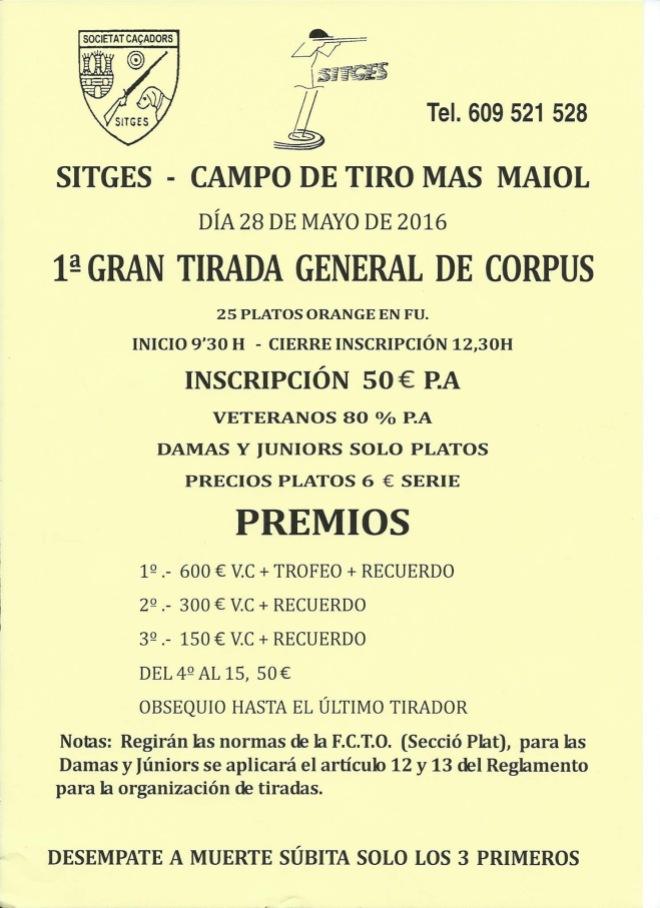 20160528 SITGES - TIRADA DEL CORPUS
